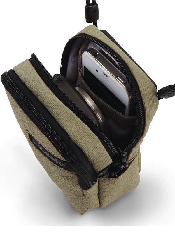 Pacsafe Camsafe ZP Anti-Theft Camera Pouch Slate Green