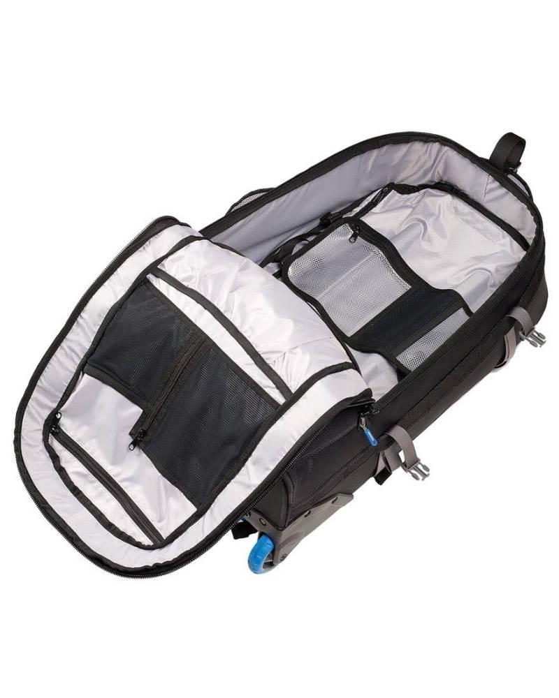 31f7b8eb73b4 Caribee Fast Track 85L VI Wheeled Travel Pack (Includes 15L Daypack ...