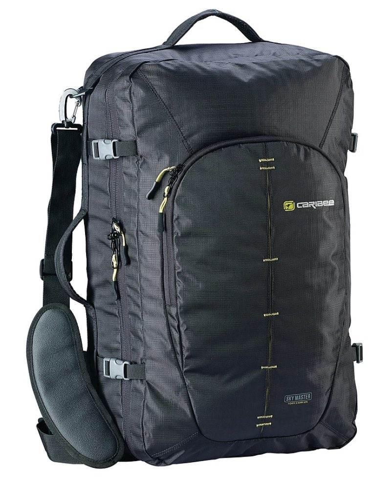 Caribee Mallorca 70 L Travel Backpack Zip