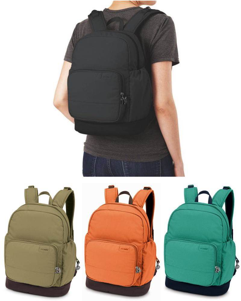 Pacsafe Citysafe LS300 Women's Anti-Theft Backpack by ...