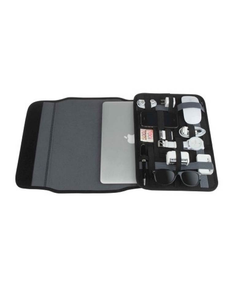 lowest price 301cd 21cd1 Cocoon GRID-IT Organiser Wrap 13 - Neoprene Case - Black (For use with 13