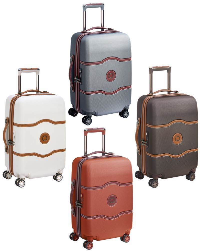 e29303f3008 Delsey Chatelet Air - 55cm 4-Wheel Cabin Carry On Bag Luggage by ...