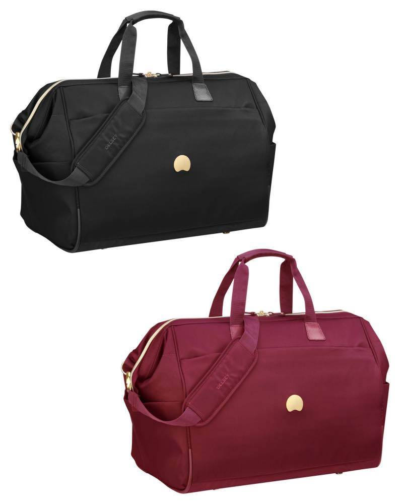 6804be07e1e1 Delsey Montrouge 50 cm Cabin Duffle Bag by Delsey Travel Gear (Montrouge- 50cm-Cabin-Duffle)