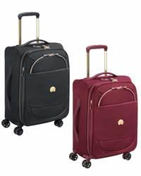 fcb130a76937 Delsey Montrouge - 55cm 4-Wheel Expandable Cabin Trolley Case · Delsey  Travel Gear travel gear