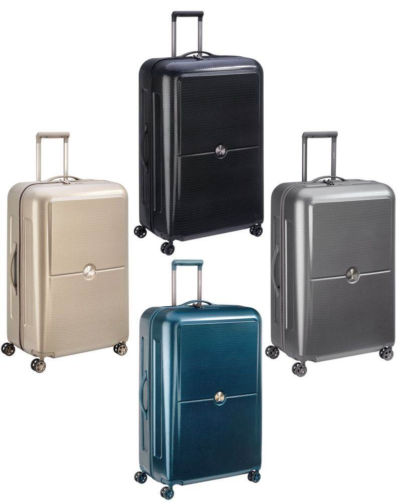 346a9b528 Delsey Turenne - 82 cm Large 4-Wheel Extra Large Checked Luggage by ...