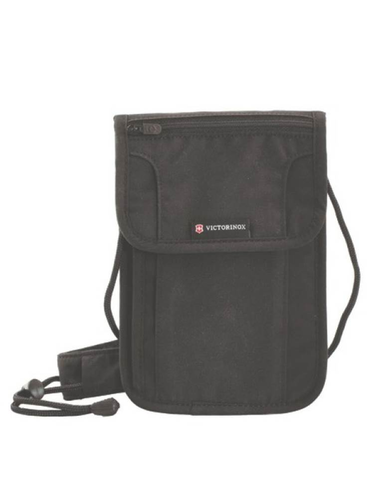 9833cfd06bf2 Deluxe Concealed Security Pouch with RFID - Black   Victorinox by Victorinox  Travel Gear (31371901)
