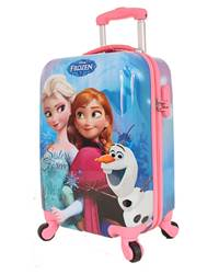 05fc4372c03 Disney   19 inch 4 Wheel Spinner Carry-On - Frozen. Frozen travel gear