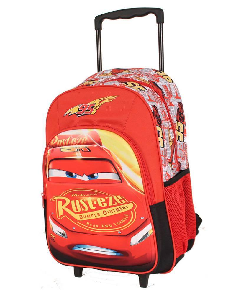 1629b5159d76 Disney Cars Toddler Rolling Backpack- Fenix Toulouse Handball