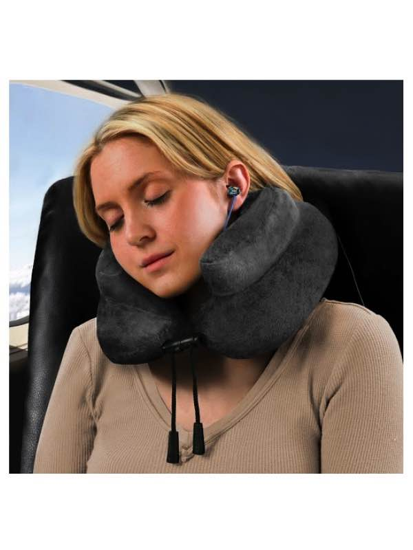 Evo Poly Filled Travel Pillow Cabeau By Cabeau Pp0517