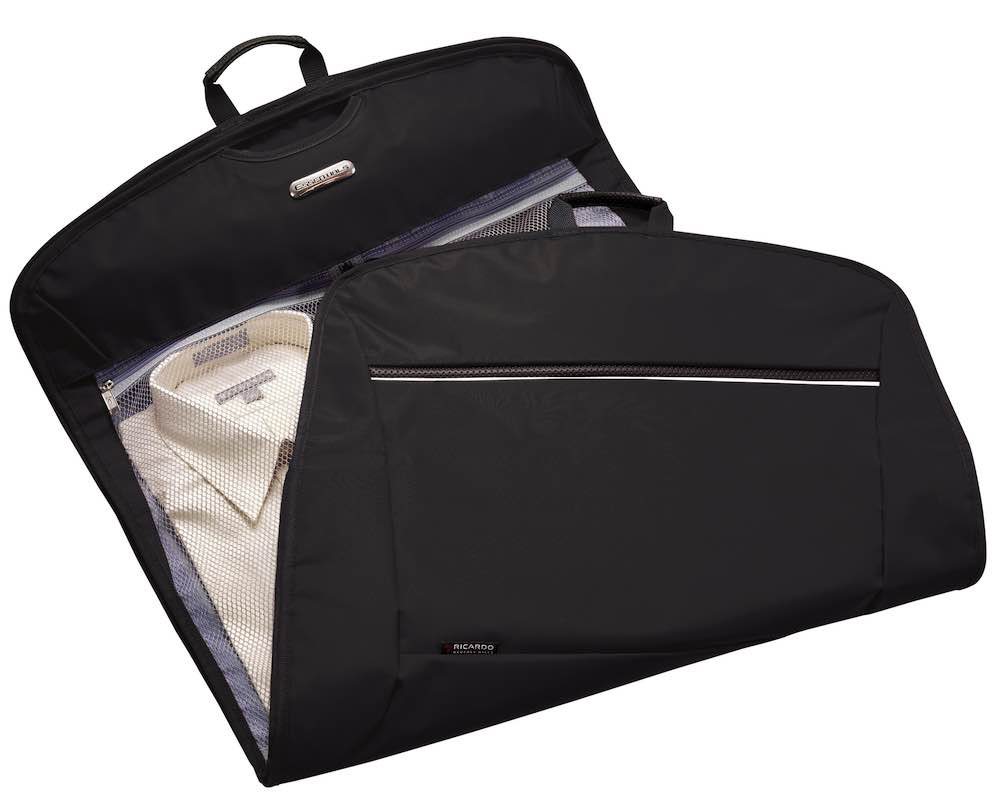 bbbb28d232 Product Image   Essentials Deluxe Garment Carrier - Black   Ricardo Beverly  Hills