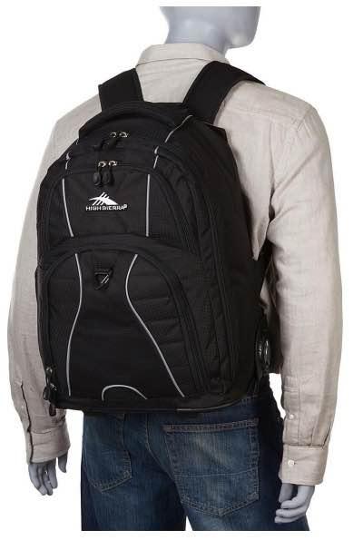 f16734aa615 Freewheel - Wheeled Backpack - Black   High Sierra by High Sierra ...