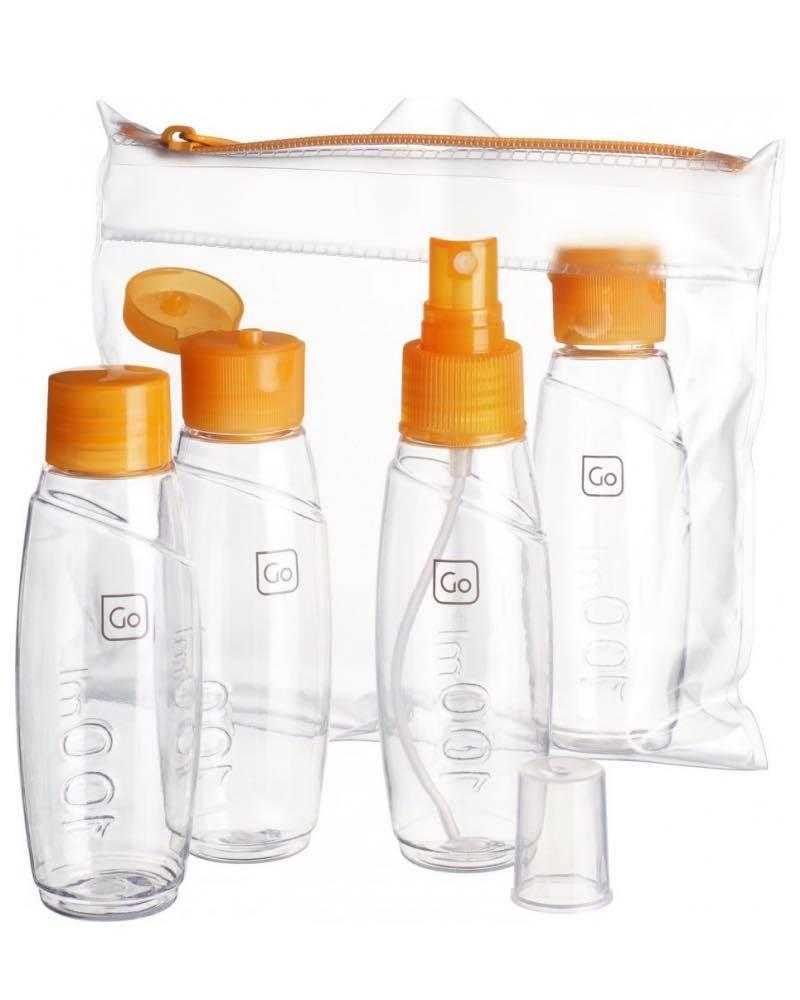 bdf7c821ee68 Go Travel : Cabin Bottles - Orange