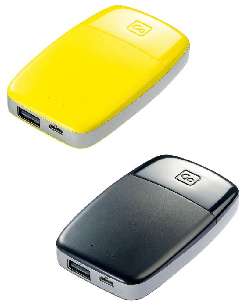 Power Bank Charger >> Go Travel Power Bank 4000 Battery Charger