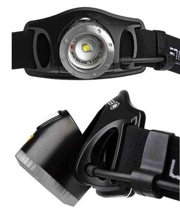 H7r 2 Rechargeable Headlamp Led Lenser By Led Lenser