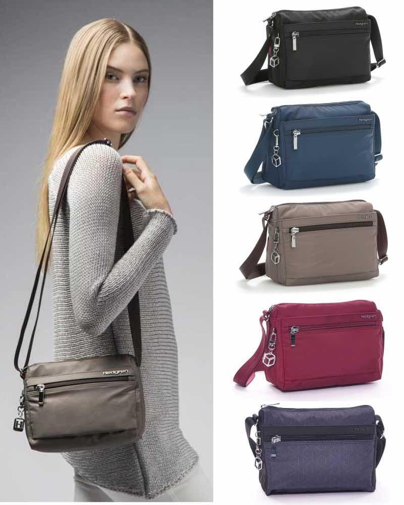 Hedgren Eye Shoulder Bag With Rfid Pocket By Hedgren Eye Shoulder Bag