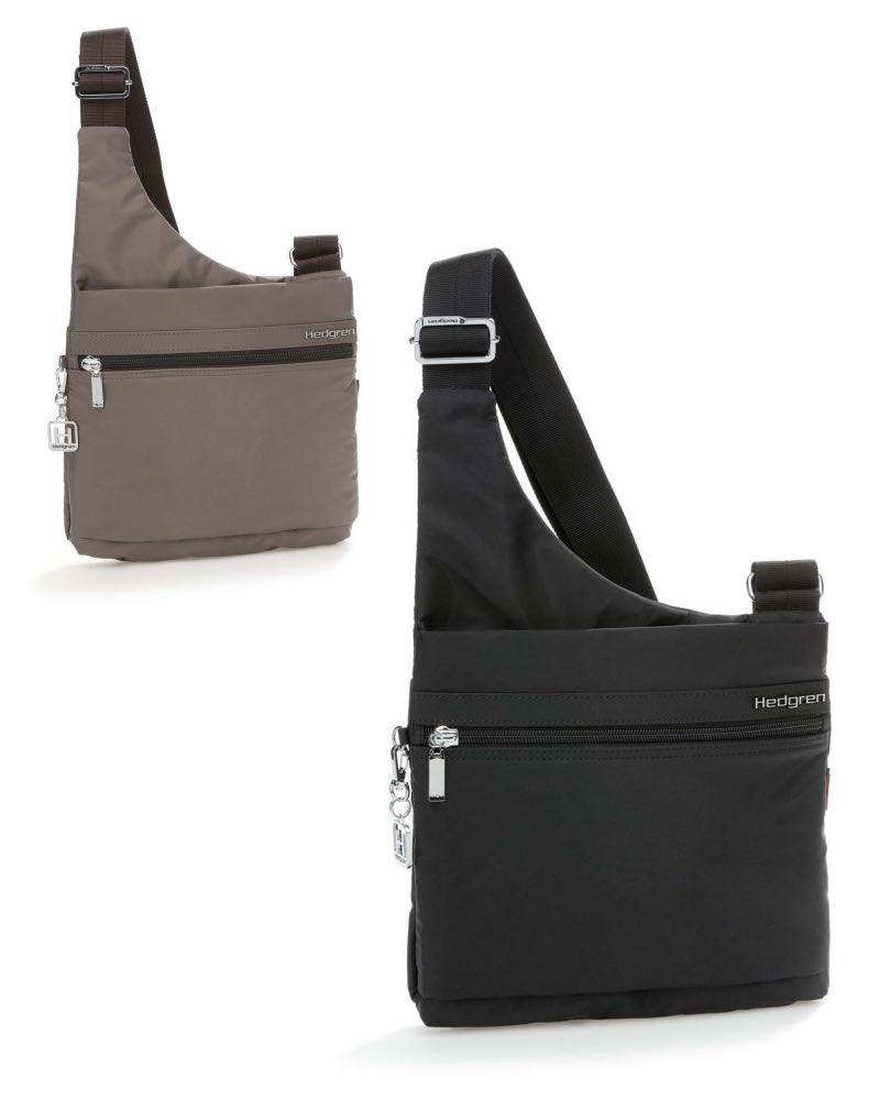 45b9dce30eb0 Hedgren : FATE - Crossover Shoulder Bag with RFID Pocket