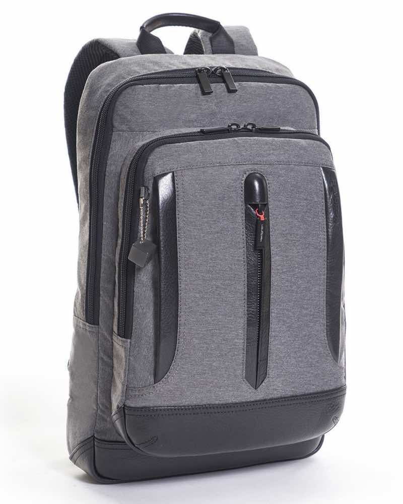 9bf2f0d3e313 ... Hedgren   STANDING - Slim 13 inch Laptop Backpack - Anthracite -  HEXL03.176 ...