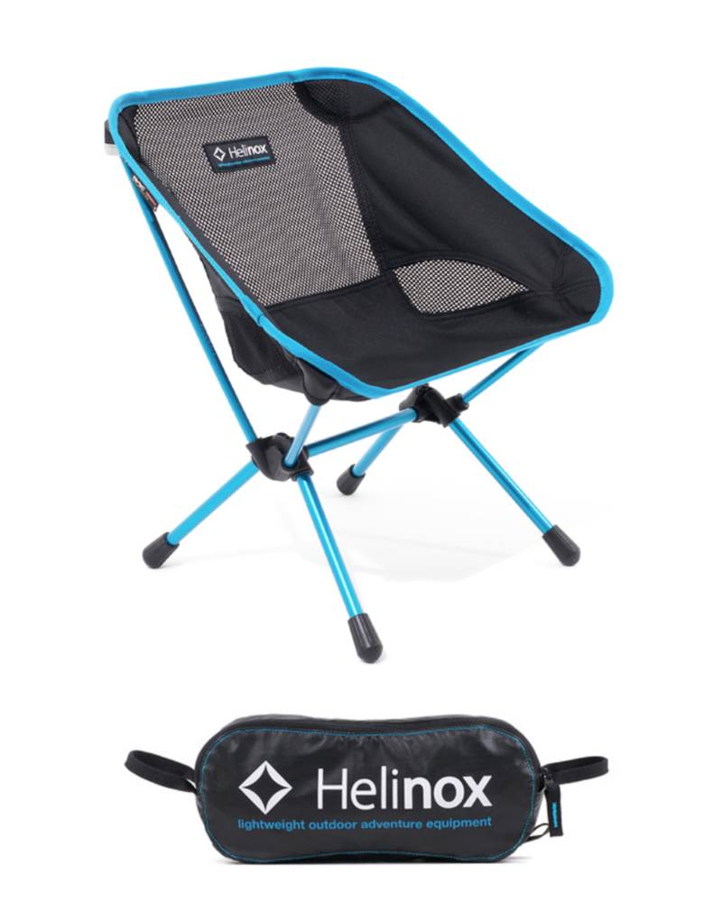 Magnificent Helinox Chair One Mini Lightweight Kids Camping Chair Black Cyan Pdpeps Interior Chair Design Pdpepsorg
