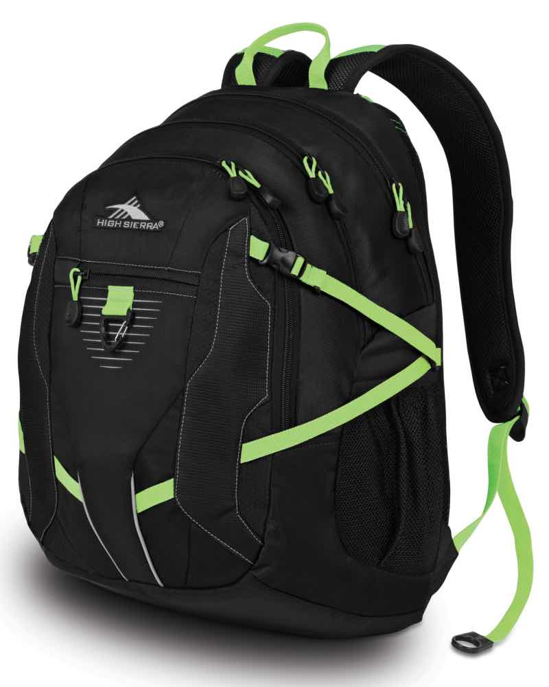 41fa7bb4e0 High Sierra Chaser Wheeled Backpack - YouTube. Smart Backpack 2017 with USB  Port Anti-theft Water-Resistant Light-weight City Review ThinkUnBoxing ...