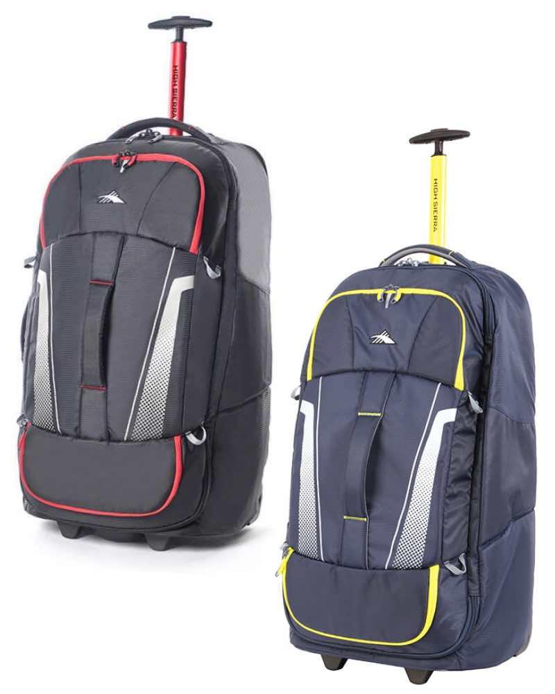 7af3ee06cd0 High Sierra   Composite V3 - 76 cm Wheeled Duffle with Hidden Back Straps  by High Sierra Travel Bags (Comp-V3-76cm-Duffle)