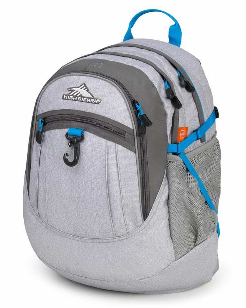 12a2743ea High Sierra : Fatboy - Backpack with Tablet Sleeve; Fatboy - Backpack -  Jersey Knit ...