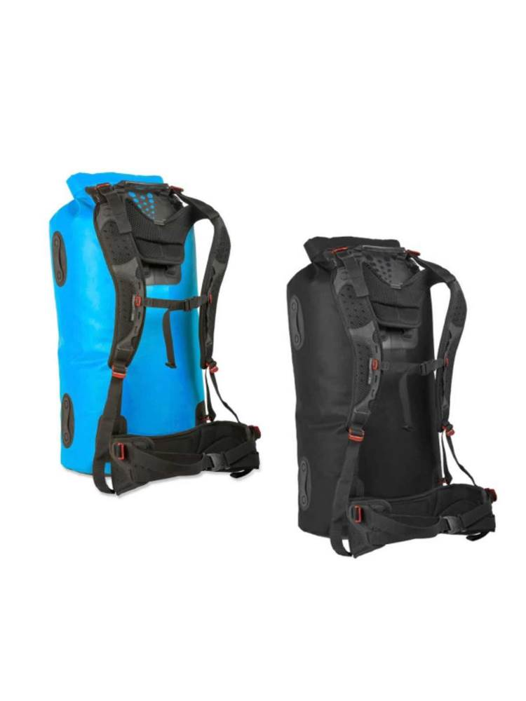 sea to summit hydraulic dry pack 120l with harness by sea. Black Bedroom Furniture Sets. Home Design Ideas