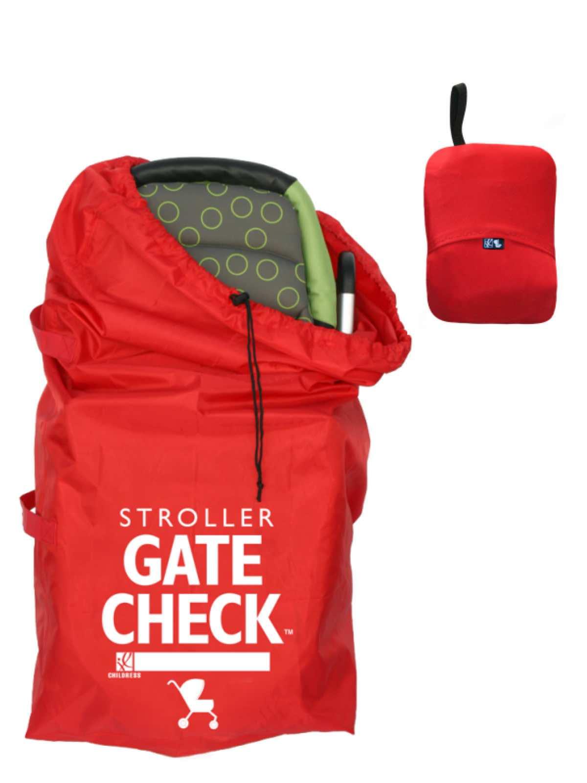 Waterproof Travel Gate Check Pram Umbrella Stroller Buggy Protection Cover Bag