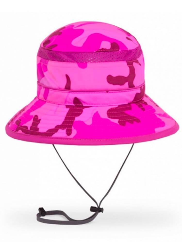 bb71d685e8c2a ... Kids Fun Bucket Hat - Youth - Pink Camo   Sunday Afternoon -  S2D03037B44118 ...