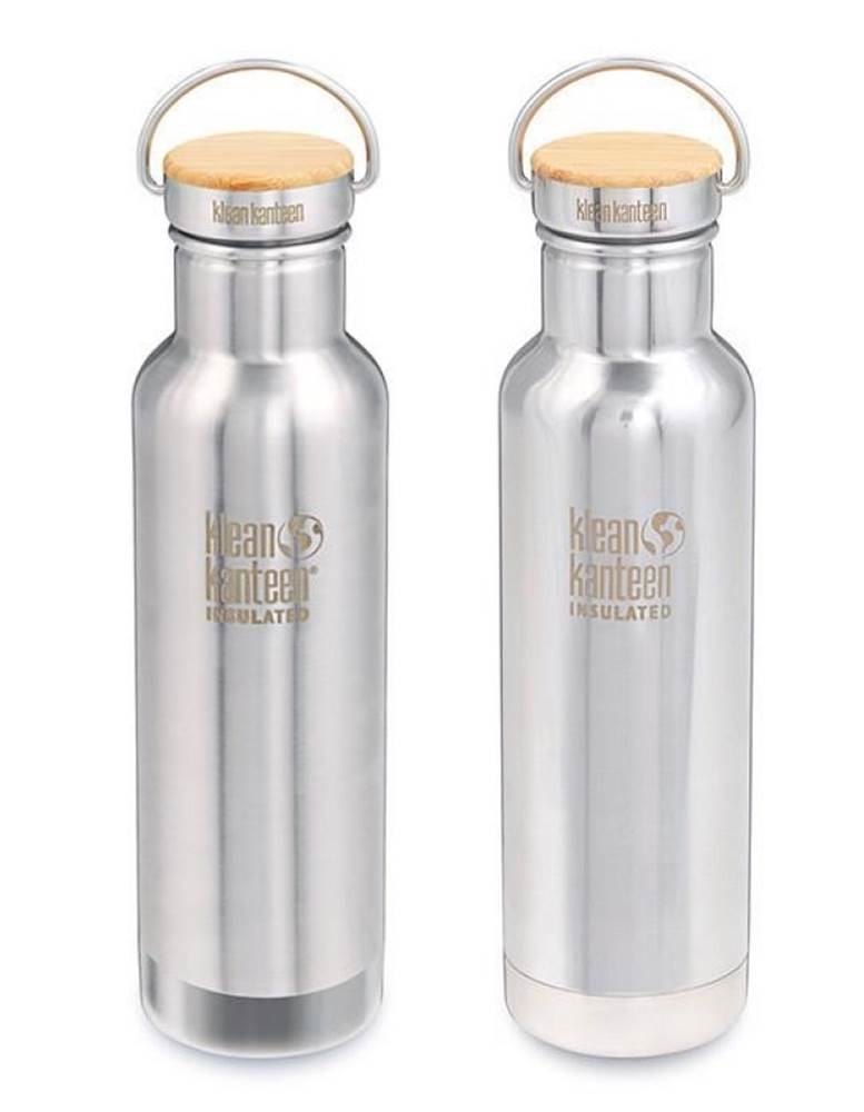 Klean Kanteen 590ml Insulated Reflect Classic Stainless