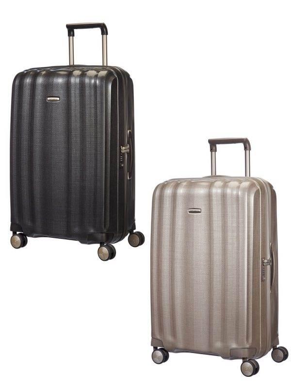 Samsonite Lite-Cube : 76 cm Spinner Wheeled Luggage by Samsonite ...