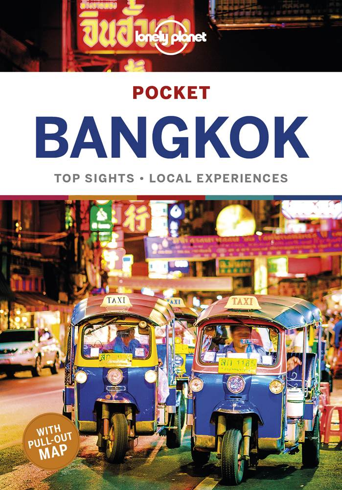 bangkok lonely planet  Lonely Planet Bangkok Pocket Guide by Lonely Planet (9781786575333)