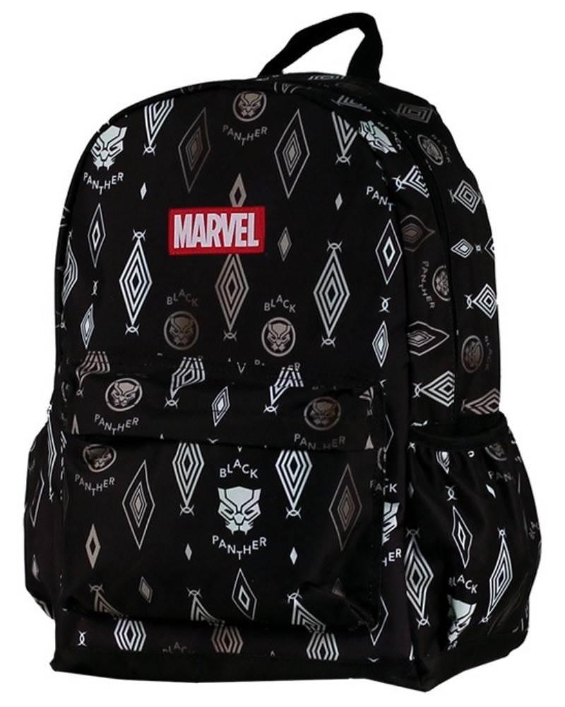 2c62252fd6 Marvel - Black Panther Backpack - Black Design - 42 cm by Marvel ...