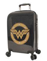 DC Comics Batman Mirror Finish   Carry-On Bag - 4 Wheel Rolling ... 01b7eb56a0d6c