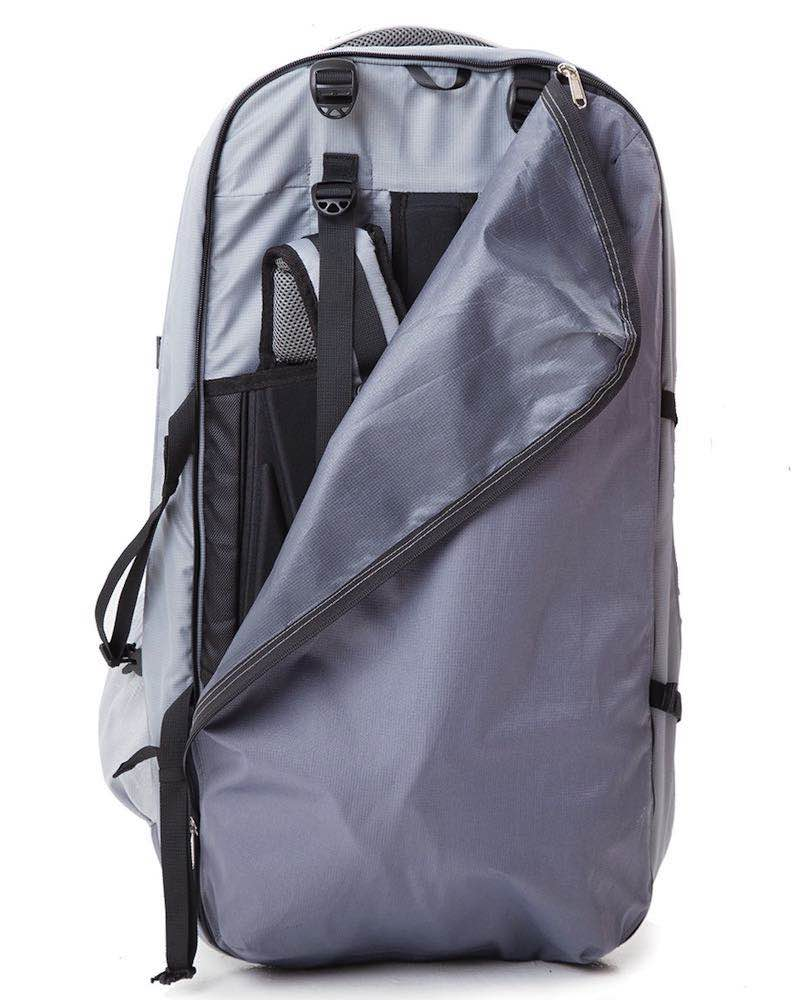 Backpack Numinous  Globepak 55L Anti Theft Rucksack  Grey TOP QUALITY