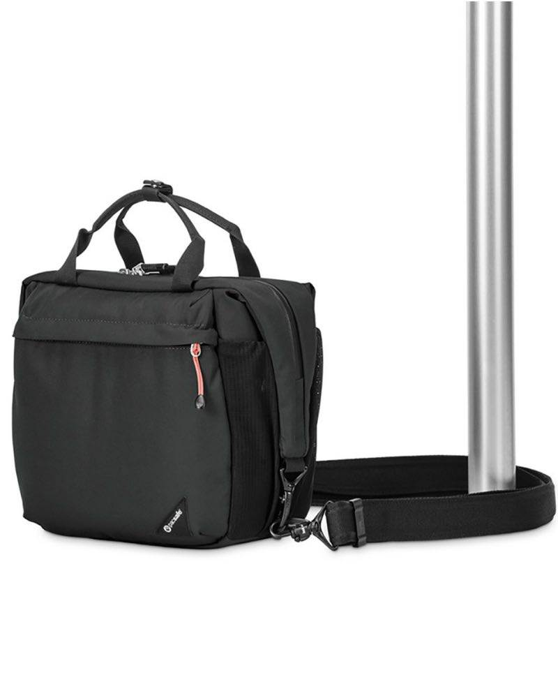 Pacsafe Camsafe LX10 Anti Theft Camera Shoulder Bag (Black)