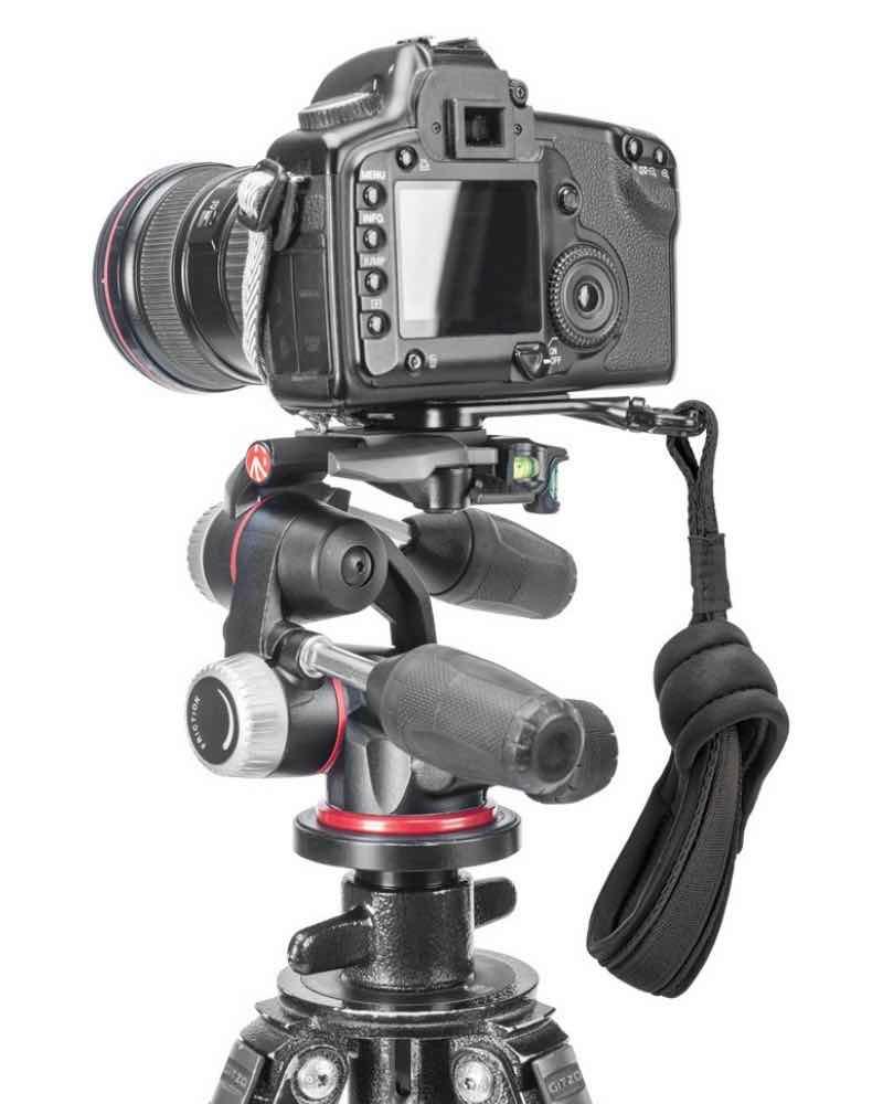 Pacsafe Carrysafe 50 GII Anti-Theft DSLR Camera Wrist Strap - Black