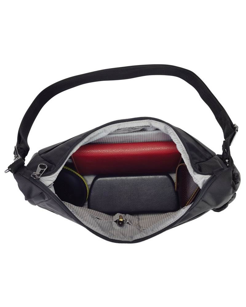 Daysafe Crossbody Navy Polka Dot Anti Theft Crossbody Bag