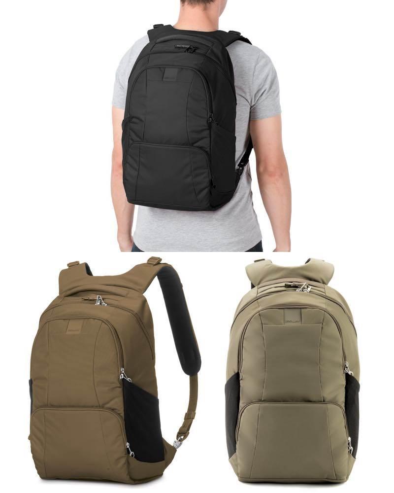 Pacsafe MetroSafe LS450 Anti Theft 25L Backpack