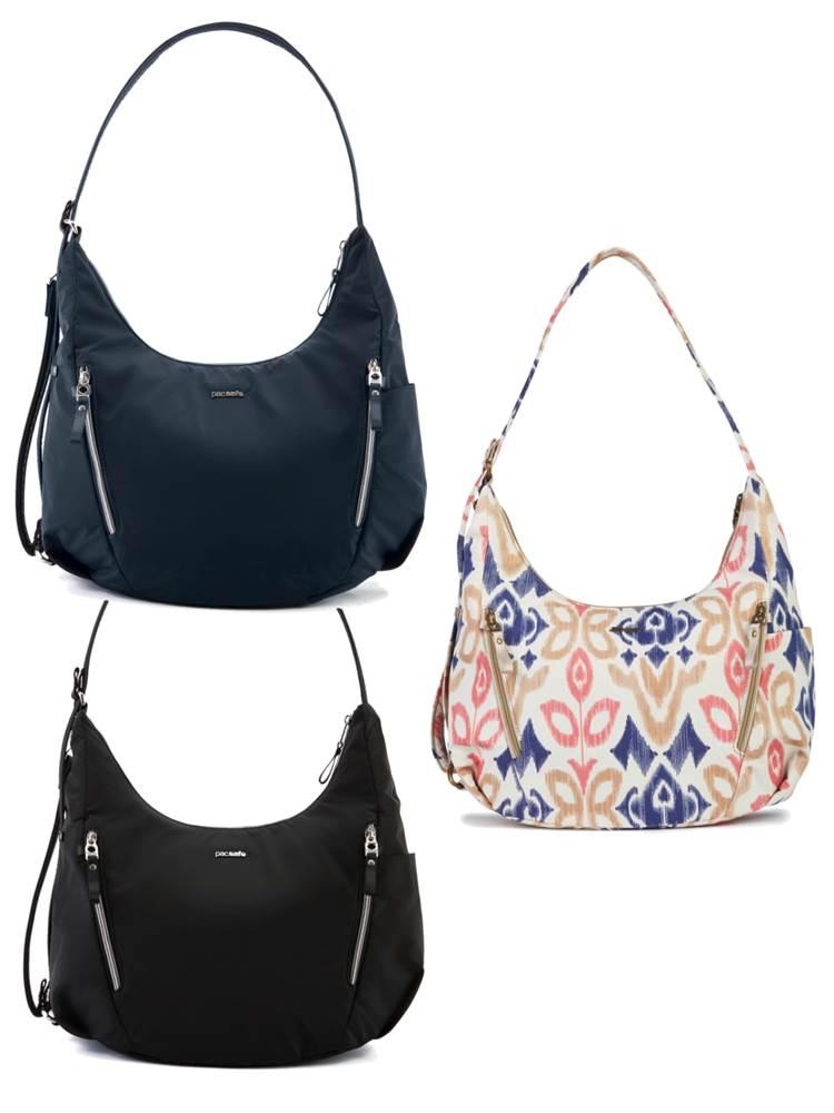 f11674072 Pacsafe Stylesafe Anti-Theft Convertible Crossbody Bag by Pacsafe (Stylesafe -Conv-Crossbody-Bag)