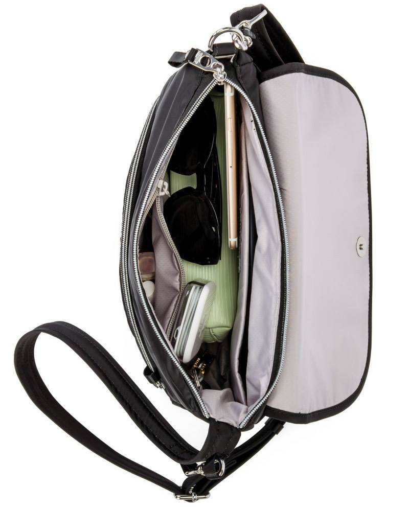 Pacsafe Stylesafe Anti-Theft Crossbody Bag by Pacsafe (Stylesafe ... e8b507d92c