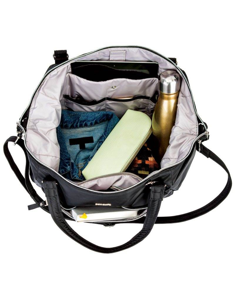 Pacsafe Stylesafe Anti-Theft Tote Bag by Pacsafe (Stylesafe-Tote-Bag) bf0182ec1702b