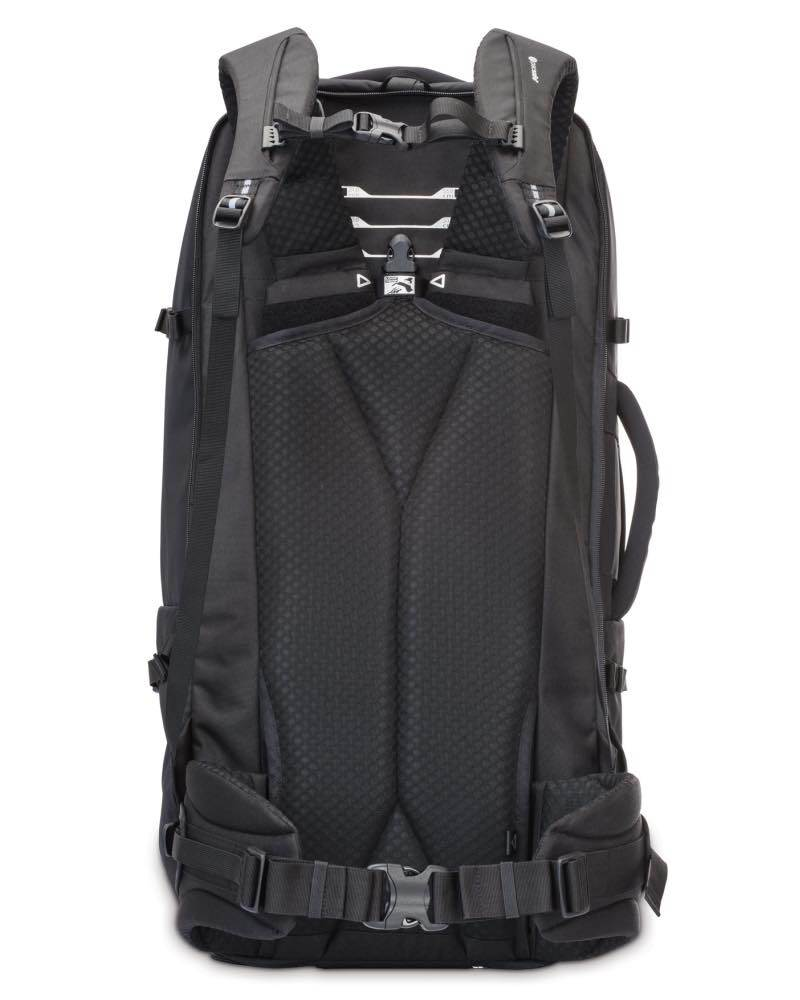 ... Pacsafe Venturesafe EXP65 - Anti-Theft 65L Travel Pack Backpack - Black  - PS60361100 ... f4e2b75330ad9