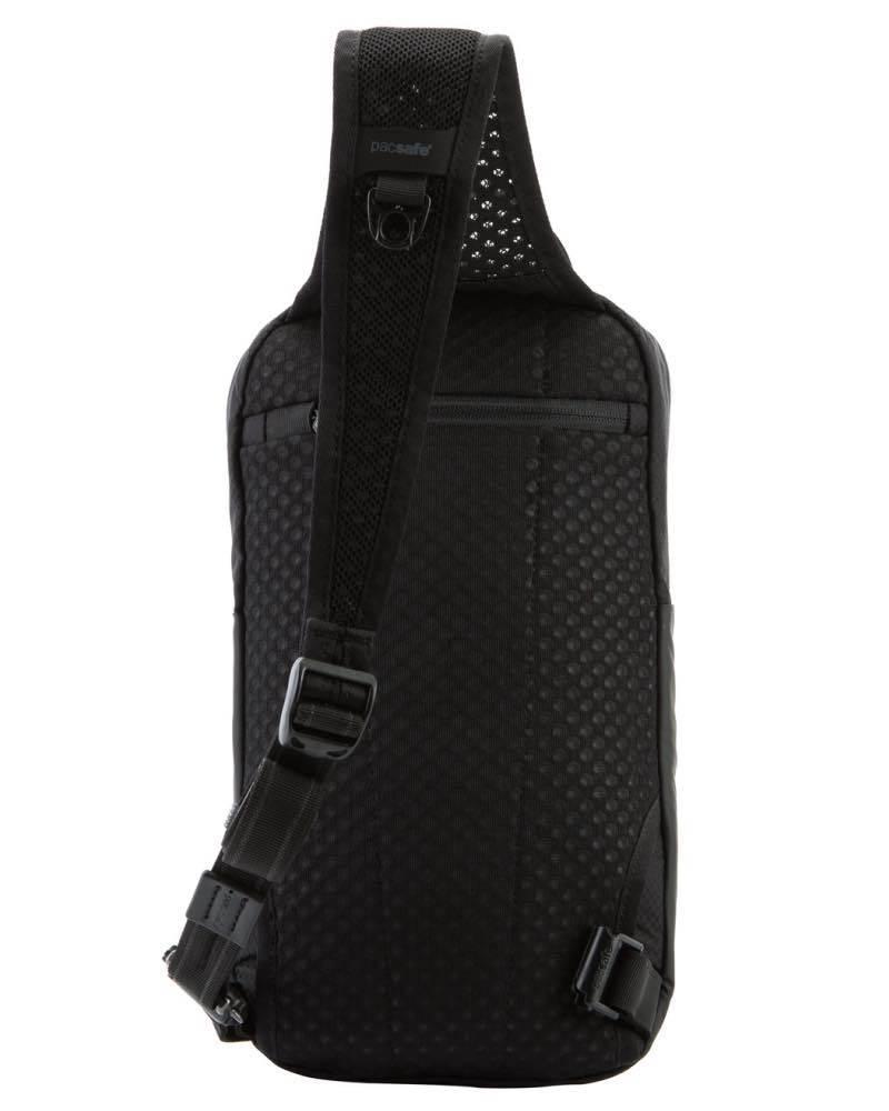 Pacsafe Venturesafe X Anti-theft Sling Pack - Black by Pacsafe ... 42b07f8996fde