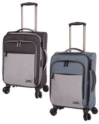 Paklite Limelite - Cabin Size Expandable 4 Wheel Trolley Case with RFID  Pocket · Paklite travel gear 5229b196c0bcb
