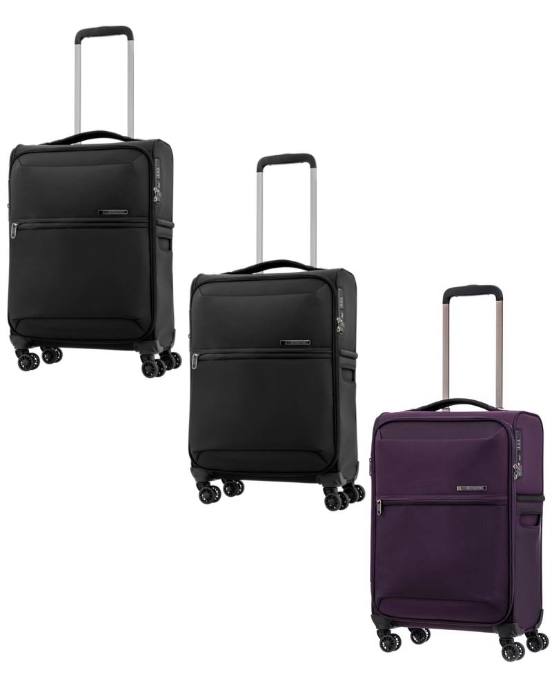 9f135f0f8 Samsonite 72 Hours DLX - 55cm Carry-On Cabin Luggage (4 Wheels) by ...