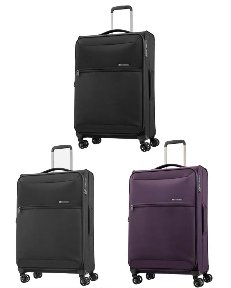 samsonite 72 hours dlx medium 71cm 4 wheel expandable luggage by rh traveluniverse com au