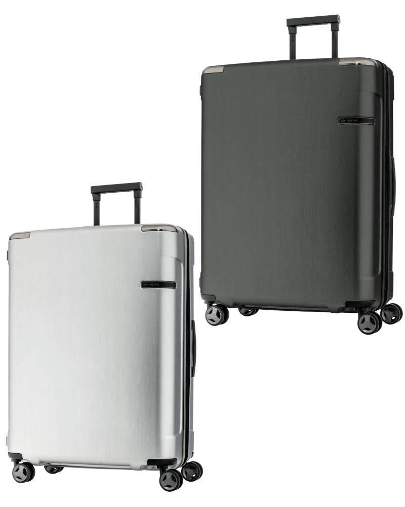 dfc8345b9 Samsonite EVOA 75 cm 4 Wheel Expandable Spinner Luggage by Samsonite Luggage  (EVOA-75cm-Spinner )