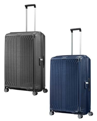samsonite lite box 81 cm 4 wheeled spinner luggage by. Black Bedroom Furniture Sets. Home Design Ideas