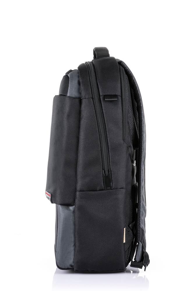 excellent quality picked up new & pre-owned designer Samsonite Marcus Eco LP Backpack VZ - Black