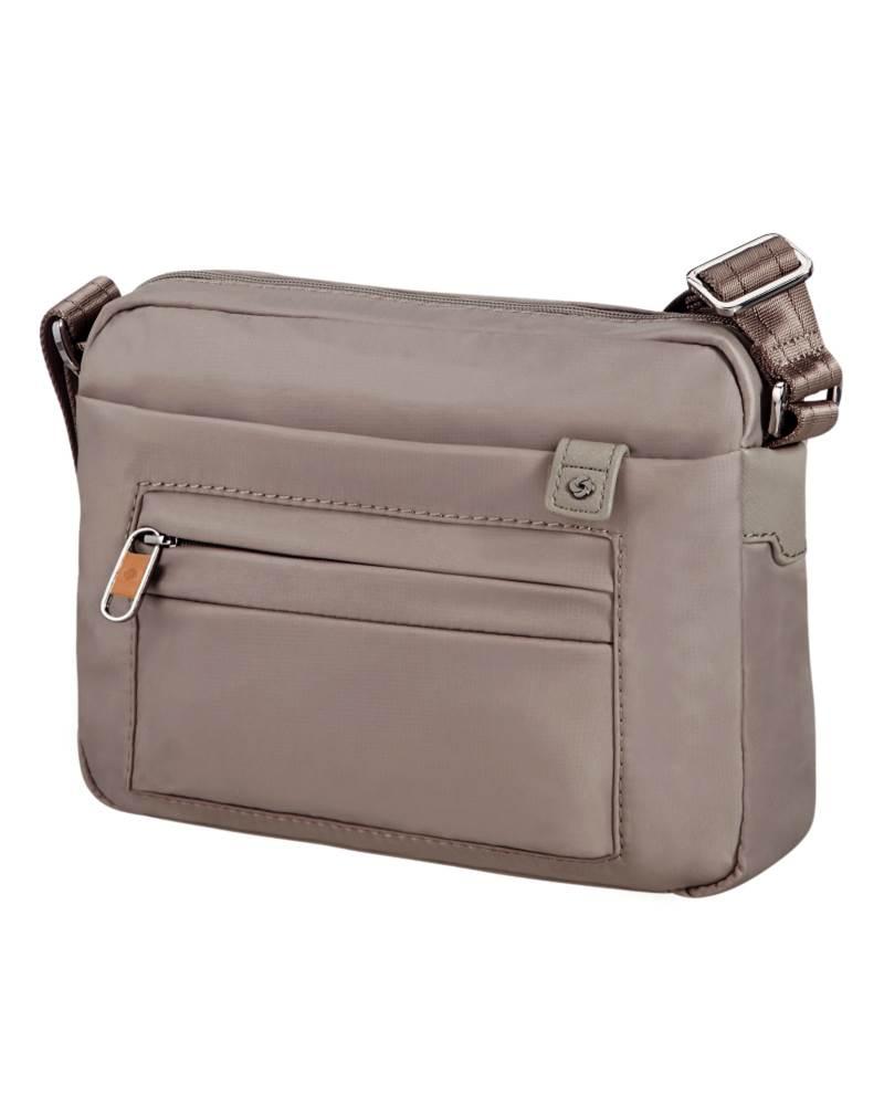 9610476c70 ... Samsonite Move 2.0 Secure Horizontal Shoulder Bag Small - Army Grey ...